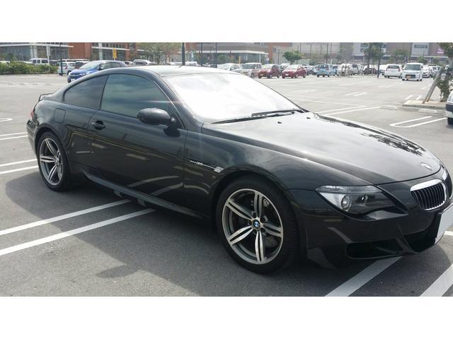 BMW M6 ベースグレード (車検整備付)