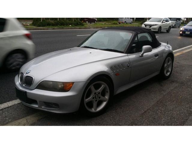 BMW Z3ロードスター  (車検整備付)