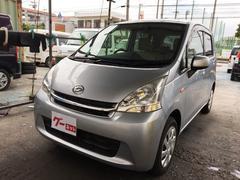 沖縄の中古車 ダイハツ ムーヴ 車両価格 42万円 リ済込 平成24年 8.7万K シルバー