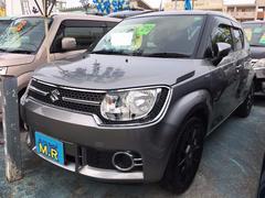 沖縄の中古車 スズキ イグニス 車両価格 119万円 リ済込 平成29年 948K グレーM