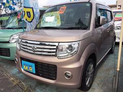 沖縄の中古車 スズキ MRワゴン 車両価格 82万円 リ済込 平成20年 1.3万K アンティークローズメタリック
