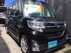 沖縄の中古車 ダイハツ タント 車両価格 105万円 リ済込 平成25年 1.6万K ブラックマイカメタリック