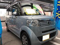 沖縄の中古車 ホンダ N BOX 車両価格 65万円 リ済込 平成24年 9.4万K クールミストメタリック