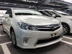 沖縄の中古車 トヨタ SAI 車両価格 99万円 リ済込 平成24年 9.6万K ホワイトパールクリスタルシャイン