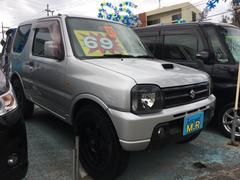 沖縄の中古車 スズキ ジムニー 車両価格 69万円 リ済込 平成21年 9.7万K シルキーシルバーメタリック