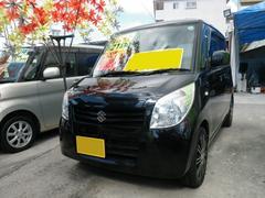沖縄の中古車 スズキ パレット 車両価格 49万円 リ済込 平成21年 10.3万K ブルーイッシュブラックパール3