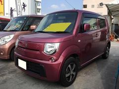 沖縄の中古車 スズキ MRワゴン 車両価格 45万円 リ済込 平成23年 10.8万K カシスピンクパールメタリック