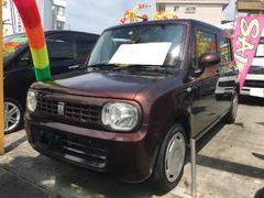 沖縄の中古車 スズキ アルトラパン 車両価格 49万円 リ済込 平成22年 10.5万K マルーンブラウンパール