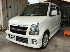 沖縄の中古車 スズキ ワゴンR 車両価格 43万円 リ済込 平成20年 9.3万K パールホワイト