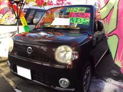 沖縄の中古車 ダイハツ ミラココア 車両価格 54万円 リ済込 平成22年 10.1万K プラムブラウンクリスタルマイカ