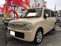 沖縄の中古車 スズキ アルトラパン 車両価格 46万円 リ済込 平成21年 10.9万K ミルクティーベージュメタリック