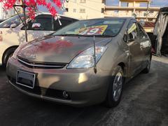 沖縄の中古車 トヨタ プリウス 車両価格 49万円 リ済込 平成19年 4.9万K ゴールドM