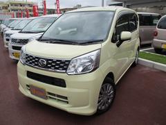 沖縄の中古車 ダイハツ ムーヴ 車両価格 106万円 リ済込 平成28年 0.3万K コットンアイボリー