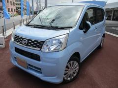 沖縄の中古車 ダイハツ ムーヴ 車両価格 116万円 リ済込 平成28年 7K ライトブルーM