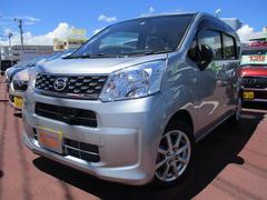 沖縄の中古車 ダイハツ ムーヴ 車両価格 122万円 リ済込 平成28年 0.5万K ブライトシルバーメタリック
