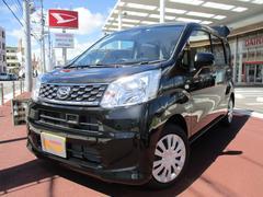沖縄の中古車 ダイハツ ムーヴ 車両価格 114万円 リ済込 平成28年 9K ブラックマイカメタリック