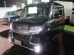 沖縄の中古車 ダイハツ タント 車両価格 162万円 リ済込 平成28年 0.4万K ブラックマイカ