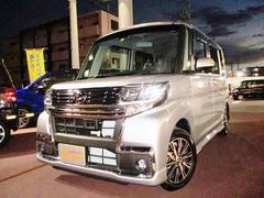 沖縄の中古車 ダイハツ タント 車両価格 162万円 リ済込 平成28年 658K ブライトシルバーメタリック