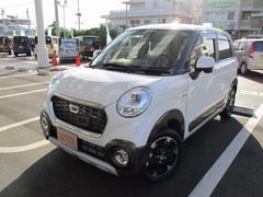 沖縄の中古車 ダイハツ キャスト 車両価格 139万円 リ済込 平成28年 0.5万K パールホワイト3