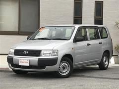沖縄の中古車 トヨタ プロボックスバン 車両価格 74万円 リ済別 平成26年 2.9万K シルバー