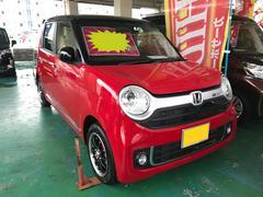 沖縄の中古車 ホンダ N−ONE 車両価格 76万円 リ済込 平成25年 9.0万K ミラノレッドII
