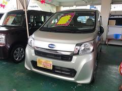 沖縄の中古車 スバル ステラ 車両価格 63万円 リ済込 平成25年 1.6万K シャンパンG