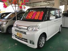 沖縄の中古車 ダイハツ タント 車両価格 82万円 リ済込 平成24年 3.2万K パール