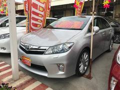 沖縄の中古車 トヨタ SAI 車両価格 103万円 リ済込 平成22年 8.5万K シルバー