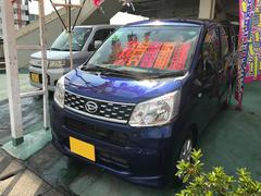 沖縄の中古車 ダイハツ ムーヴ 車両価格 100万円 リ済込 平成27年 0.9万K ブルー