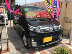 沖縄の中古車 ダイハツ ムーヴ 車両価格 72万円 リ済込 平成25年 8.3万K ブラック