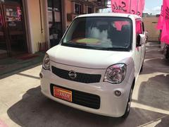 沖縄の中古車 日産 モコ 車両価格 50万円 リ済込 平成24年 8.0万K パールホワイト