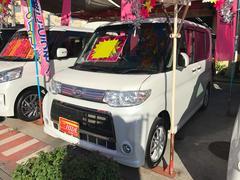沖縄の中古車 ダイハツ タント 車両価格 59万円 リ済込 平成21年 11.8万K パール