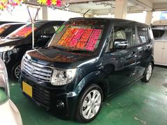 沖縄の中古車 スズキ MRワゴンWit 車両価格 86万円 リ済込 平成26年 4.6万K Dグリーン
