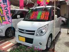 沖縄の中古車 スズキ パレット 車両価格 49万円 リ済込 平成20年 10.6万K パール