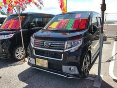 沖縄の中古車 ダイハツ ムーヴ 車両価格 117万円 リ済込 平成28年 1.2万K パープル