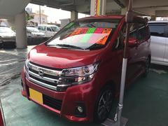 沖縄の中古車 日産 デイズ 車両価格 102万円 リ済込 平成27後 1.0万K レッド