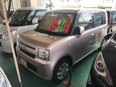 沖縄の中古車 トヨタ ピクシススペース 車両価格 69万円 リ済込 平成24年 4.1万K ピンク