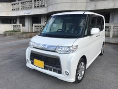 沖縄の中古車 ダイハツ タント 車両価格 66万円 リ済込 平成23年 9.2万K パール