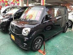沖縄の中古車 日産 モコ 車両価格 69万円 リ済込 平成24年 6.9万K ブラック