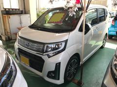 沖縄の中古車 スバル ステラ 車両価格 112万円 リ済込 平成27年 2.4万K パール
