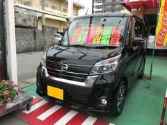 沖縄の中古車 日産 デイズルークス 車両価格 135万円 リ済込 平成29年 0.8万K ブラック