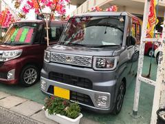 沖縄の中古車 ダイハツ ウェイク 車両価格 142万円 リ済込 平成27年 1.0万K グレー