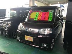 沖縄の中古車 ダイハツ タント 車両価格 73万円 リ済込 平成25年 6.4万K ミスティックレッドクリスタルメタリック