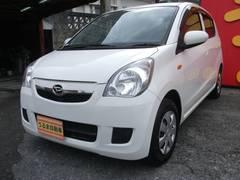 沖縄の中古車 ダイハツ ミラ 車両価格 40万円 リ済込 平成24年 8.2万K ホワイト