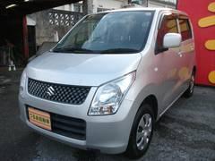 沖縄の中古車 スズキ ワゴンR 車両価格 47万円 リ済込 平成23年 8.8万K シルバー
