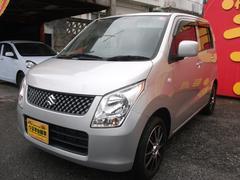 沖縄の中古車 スズキ ワゴンR 車両価格 53万円 リ済込 平成23年 6.7万K シルバー