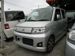 沖縄の中古車 スズキ ワゴンR 車両価格 34万円 リ済込 平成20年 17.1万K シルキーシルバーメタリック