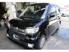 沖縄の中古車 ホンダ ゼスト 車両価格 28万円 リ済込 平成18年 16.4万K ナイトホークブラックパール