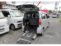 沖縄の中古車 スズキ ワゴンR 車両価格 44万円 リ済込 平成20年 11.2万K シルキーシルバーメタリック