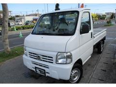 沖縄の中古車 ホンダ アクティトラック 車両価格 28万円 リ済込 平成16年 12.8万K ホワイト